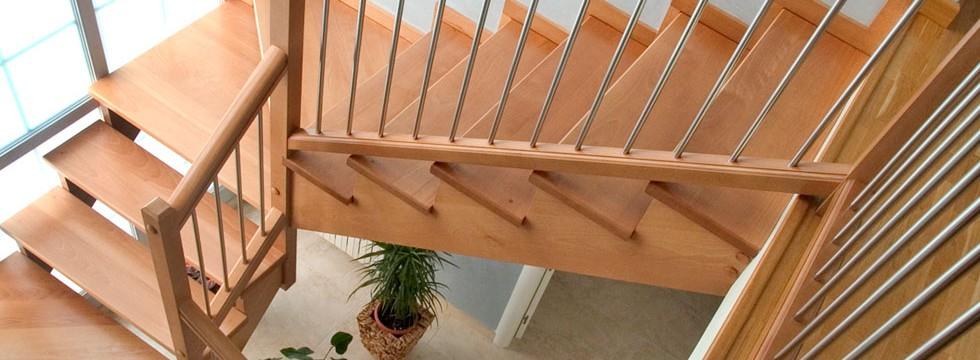 torneados barandillas y escaleras de madera forja hierro acero inoxidable y cristal