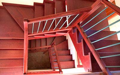 Escaleras clásicas