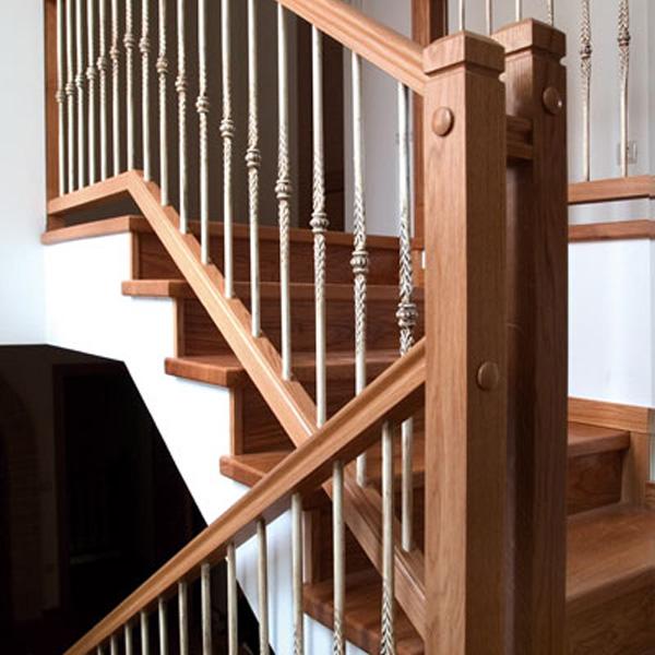 Torneados fuentespalda barandillas y escaleras de madera - Barandillas de forja para escaleras de interior ...