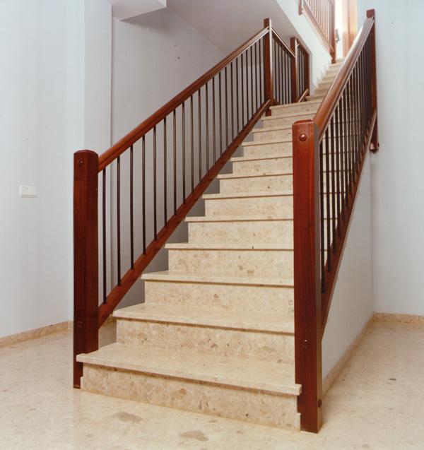Barandillas de forja para escaleras de interior top diseo - Barandillas de forja para escaleras de interior ...
