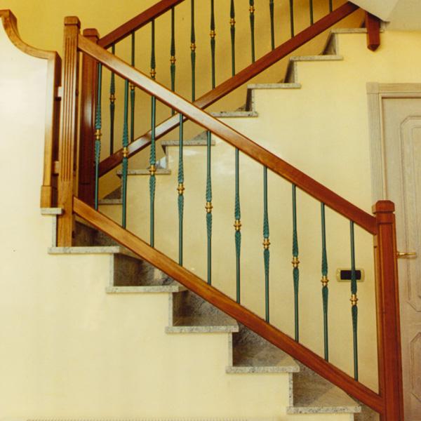 Pasamanos de madera modernos awesome escalera madera - Pasamanos de madera modernos ...