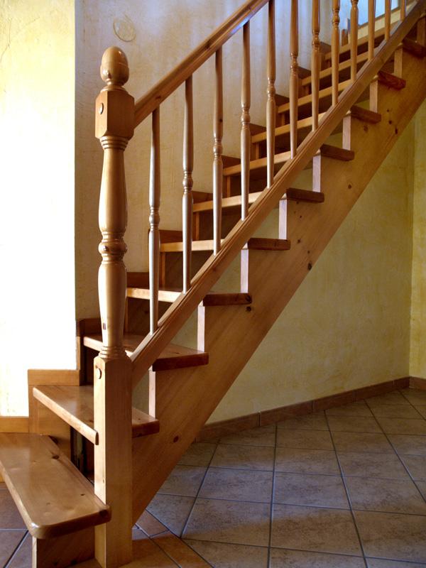 Escaleras de madera rusticas awesome secretos y consejos - Escaleras rusticas de madera ...