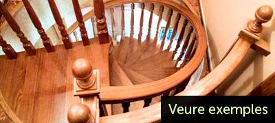 Escales de cargol i helicoïdals
